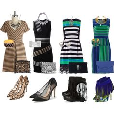 A fashion look from January 2014 featuring sash belt, lacy dress and straight dresses. Browse and shop related looks. Shoe Bag, Polyvore, Stuff To Buy, Outfits, Shopping, Collection, Design, Women, Fashion