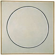 Agnes Martin. Untitled, 1960.