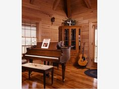 Home Music Room for Your Inspiration - Home and Garden Design Ideas This is a must have in my house!