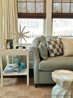 Living Room -Quogue