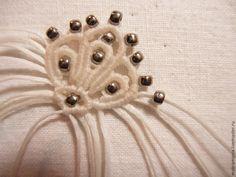 Плетем серьги в технике микро-макраме. Часть 2 - Ярмарка Мастеров - ручная работа, handmade