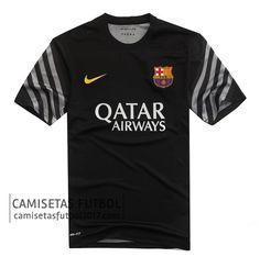 Primera camiseta de Portero Barcelona 2015 2016 | camisetas de futbol baratas