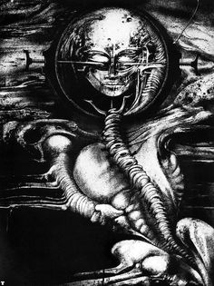 Hans Rüdi Giger: Cthulhul (Genius) III