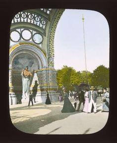 Springtime In Paris, France Eiffel Tower, Vintage Architecture, Old Paris, Romance And Love, Z Arts, Slice Of Life, World's Fair, Belle Epoque