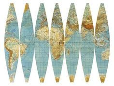 miniature printable globe - Google Search