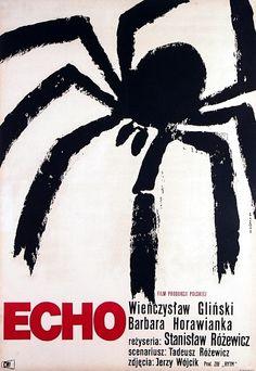 Film poster by Wiktor Gorka, 1964