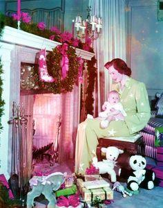 Deborah Kerr Christmas   Golden Age of Hollywood