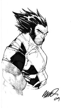 Wolverine by Humberto Ramos #wolverineWednesday