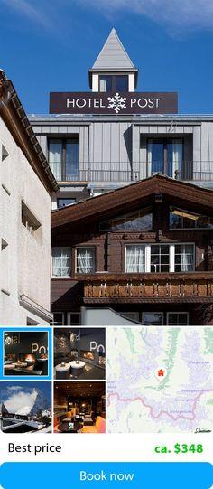Unique Hotel Post (Zermatt, Switzerland) – Book this hotel at the cheapest price on sefibo.
