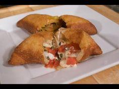 Frittelle - Panzerotti Recipe by Rossella Rago - Cooking with Nonna Panzerotti Recipe, Yummy Wraps, Wrap Recipes, Yummy Recipes, Italian Recipes, Italian Entrees, Italian Cooking, Italian Dishes, Italian Pasta