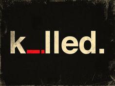 'Killed' by Darek Jaworski a.k.a. dariozo.