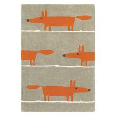 Scion Mr. Fox harmaa