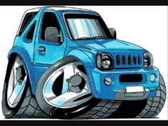 Suzuki Jimny, 4x4 Off Road, Truck Art, Car Sketch, Car Humor, Barrels, Cars And Motorcycles, Motors, Jeep