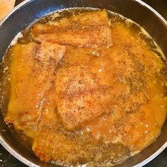 Συνταγή για φιλέτο Πέρκα σε λεμονάτη σάλτσα με μουστάρδα Curry, Ethnic Recipes, Food, Curries, Essen, Meals, Yemek, Eten