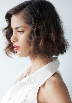 media melena Midi Hair, Love Hair, Hair Beauty, Hair, Hair, Medium, Hairdos, Hairstyles