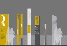 Conceptual Signage Designs