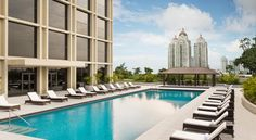 Hotel Fairmont Jakarta, Indonesia - Booking.com