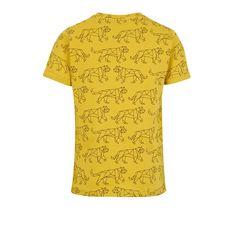 T-shirt Egon, Limegroen