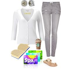 """""""Mom's Day Off"""" by joolwe on Polyvore"""
