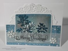 Again with the song earworm. Tis the season! At Shopping our Stash we'd like to see your s. Cake Pictures, Let It Snow, Tis The Season, Christmas Cards, Challenges, Merry, Seasons, Create, Projects