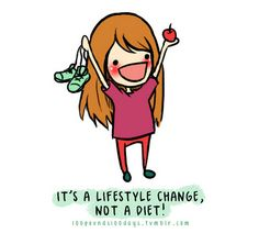 Tips on how to develop a healthy lifestyle where you lose weight and keep it off easily!