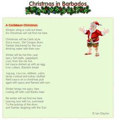 Christmas in #Barbados