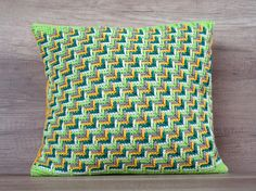 Check out this item in my Etsy shop https://www.etsy.com/listing/271715720/vivid-crochet-pillow-accent-multicolor