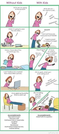 Without kids – funny comics | Funny Pictures | Funny Quotes | Funny Jokes – Photos, Images, Pics