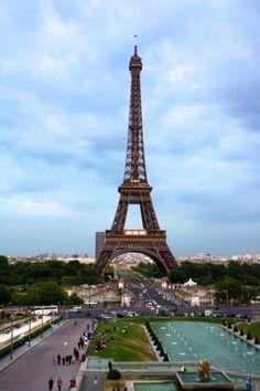Paris. I've stood in this exact same spot.