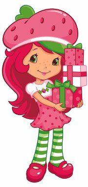 〆(⸅᷇˾ͨ⸅᷆ ˡ᷅ͮ˒)                                                               Happy Holidays from Berry Bitty City - strawberry-shortcake Photo