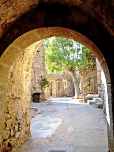 SPINALONGA, CRETE A FORMER VENETIAN FORTRESS THAT BECAME A LEPER COLONY …