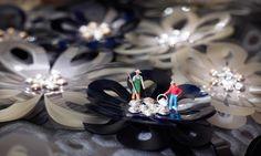 Mysterious Little People Invade Louis Vuitton - My Modern Metropolis