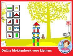 Kindergarten Online, Teaching Kindergarten, Preschool, Classroom Inspiration, Ipad, Lego, Shapes, Music Notes, Activities