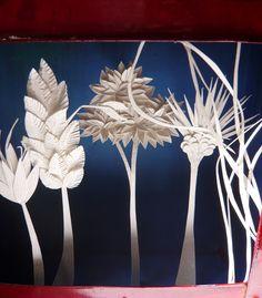 arbres en papier