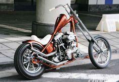 shovelhead hardtail custom chopper