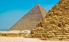 Pirâmides do Cairo, Egito