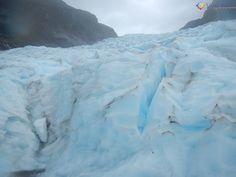 Fox Glacier na Nova Zelândia