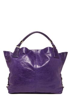 Oliver Hobo  OK DO THIS IN THE PURPLE LEATHER I HAVE
