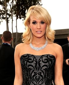 Country singer, Carrie Underwood