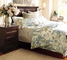 Shop hudson bed from Pottery Barn. Our furniture, home decor and accessories collections feature hudson bed in quality materials and classic styles. Home Bedroom, Master Bedroom, Bedroom Decor, Bedroom Ideas, Bedroom Furniture, Bedroom 2018, Dark Furniture, Bedroom Colors, Dream Bedroom