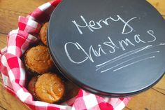 12. Gift Tins | 33 Things You Can Turn Into Chalkboards
