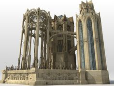 Image result for elves architecture