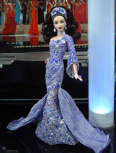 OOAK Barbie NiniMomo's Miss Afghanistan 2011