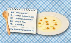 Wie Ihr einen Tag lang, von Frühstück über Mittagessen bis zur abendlichen Jause, um nur 5€ pro Person kocht, zeigen wir Euch diese Woche in unserem Onlinemagazin http://www.cleverleben.at/clever-magazin/post/2013/02/27/einen-tag-lang-clever-kochen.html