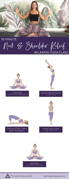 Holding tension in your neck Yoga Sequence For Beginners, Yoga Routine For Beginners, Yoga Inversions, Vinyasa Yoga, Beginner Yoga Workout, Yoga Workouts, Yoga Arm Balance, Bedtime Yoga, Gentle Yoga