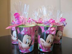 Minnie-Mouse-Bowtique-Birthday-Party-Favors-Souvenir-Cup-Goodie-Bags-Loot-Bags
