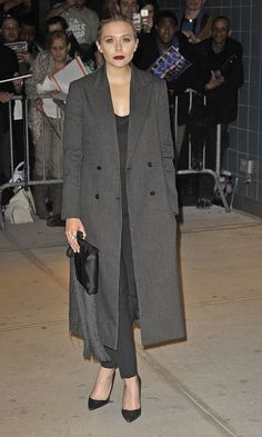 The defining style statement this week? Dressing with character. Elizabeth Olsen and 9 more Best Dressed Celebrities.