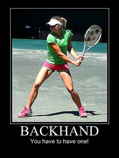 Practice makes it perfect. Keep going! #Tennis
