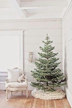 Creative Ideas for Christmas Tree Skirts