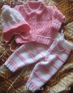62 best Ideas for crochet sweater dress pattern free doll clothes Crochet Baby Jacket, Baby Sweater Knitting Pattern, Knit Baby Dress, Knit Baby Sweaters, Crochet Baby Clothes, Sweater Knitting Patterns, Baby Cardigan, Cardigan Pattern, Crochet Cardigan